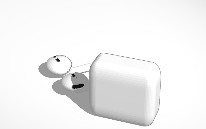 Airpods Tinkercad