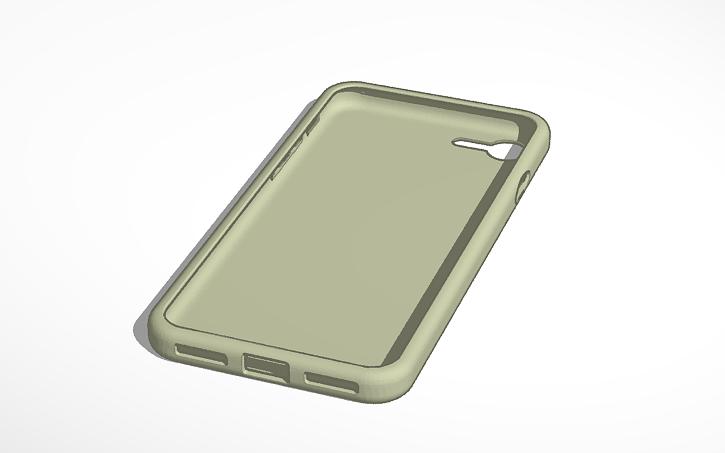 Iphone 8 Case | Tinkercad