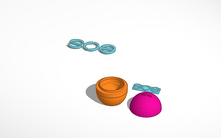 3d Design Eos Lip Balm Tinkercad
