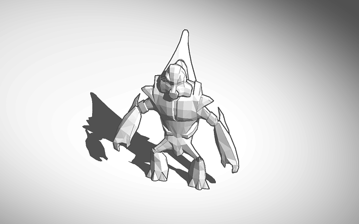 3D design Halo Grunt | Tinkercad