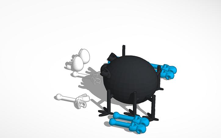 spider egg bot