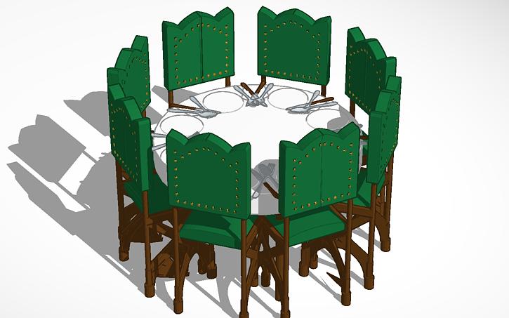 Design Anic Anicpart Art 1st Cl Dining
