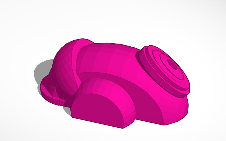 3d Design Glados Portal 1 Tinkercad