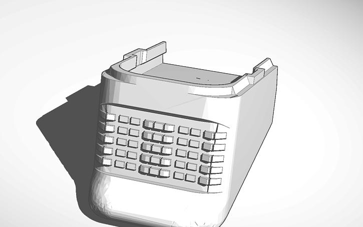 3D design Glock 17 Magazine Extender (with locks)   Tinkercad