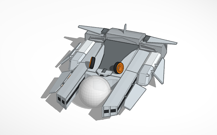 Waverider | Tinkercad
