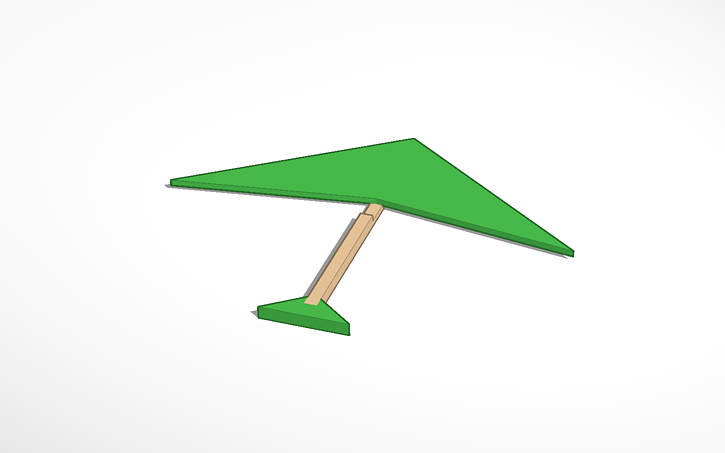 3D design Hang Glider | Tinkercad