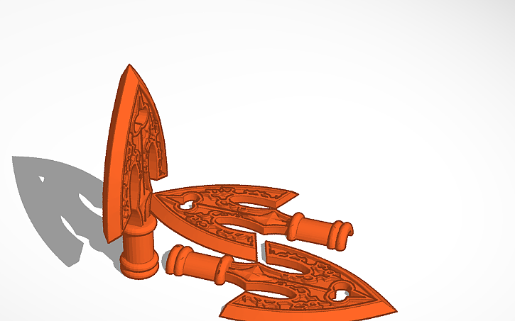 Stand Arrow From Jojo S Bizarre Adventure Tinkercad Break down of the material coming in later since the graphs are too big for a picture. stand arrow from jojo s bizarre