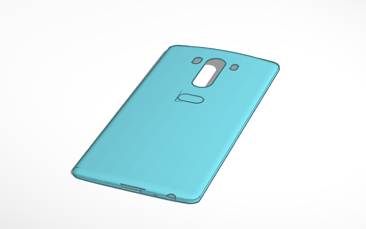 3D design LG G4 Case   Tinkercad