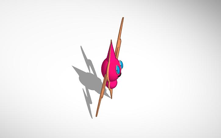 Shiny Rotom Tinkercad Rotom ist dazu in der lage, in verschiedene elektronischen objekte einzudringen und diese als rotom lebt in verlassen und dunklen gebieten. shiny rotom tinkercad