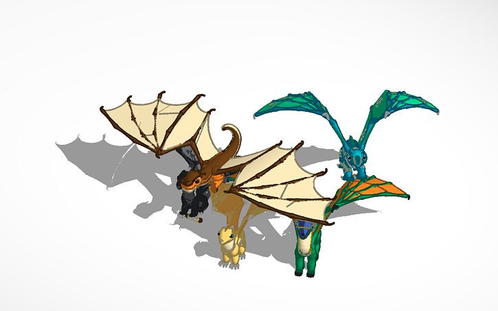 minecraft wings of fire