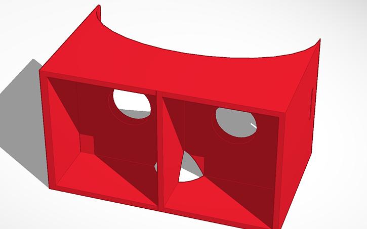3d Design Google Cardboard Tinkercad