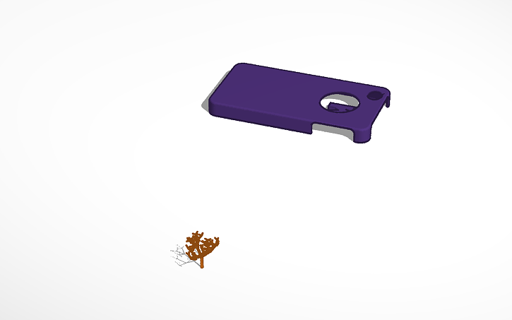 3d design copy of iphone 4s case template tinkercad copy of iphone 4s case template maxwellsz