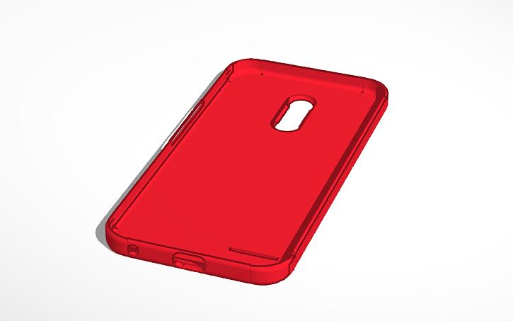 3D design GueyeM-LG Stylo 3 plus phone case   Tinkercad