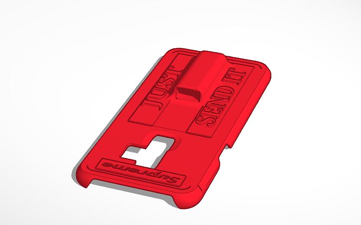 3D design s9+ Juul case | Tinkercad