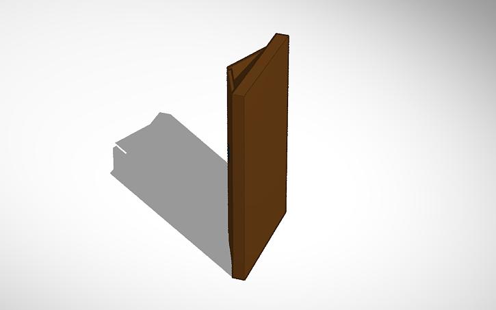 3d Design Dolap Tinkercad
