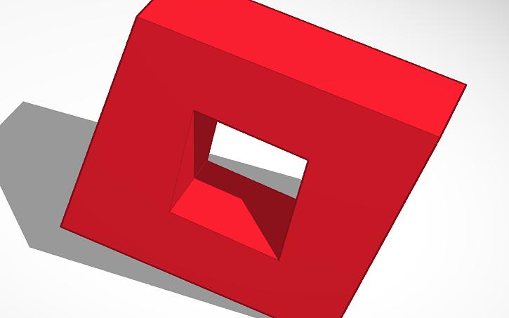 3d Design Roblox Logo Tinkercad