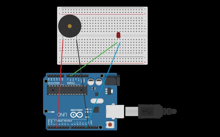 Circuit design super mario theme   Tinkercad