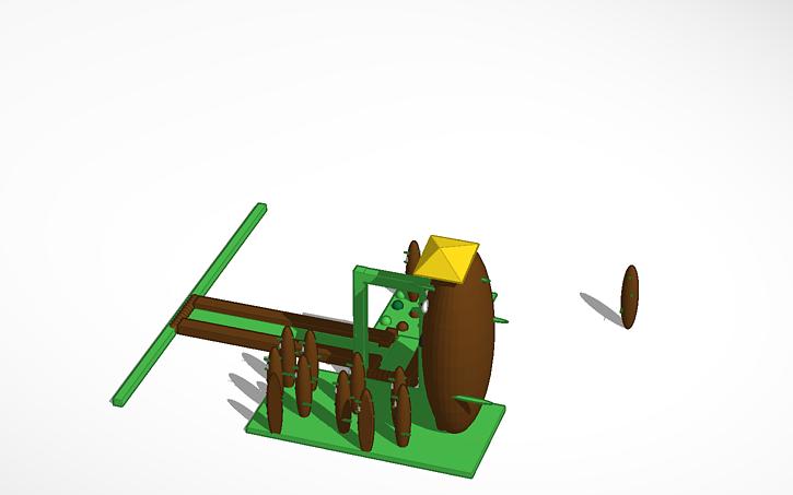 3d Design Venomous Moleandia Tinkercad