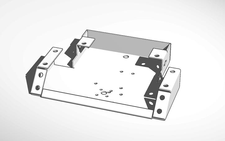 3D design Fingertech Viper Combot Robot Body | Tinkercad