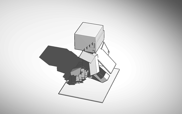 D Design Minecraft Skin Template Tinkercad - Skin minecraft erstellen deutsch