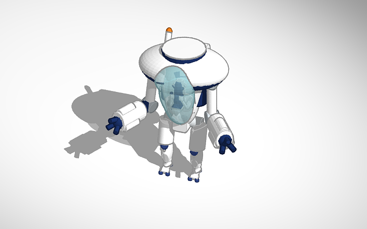 Prawn Suit Tinkercad The prawn is capable of diving to extreme depths and withstanding high temperatures. prawn suit tinkercad