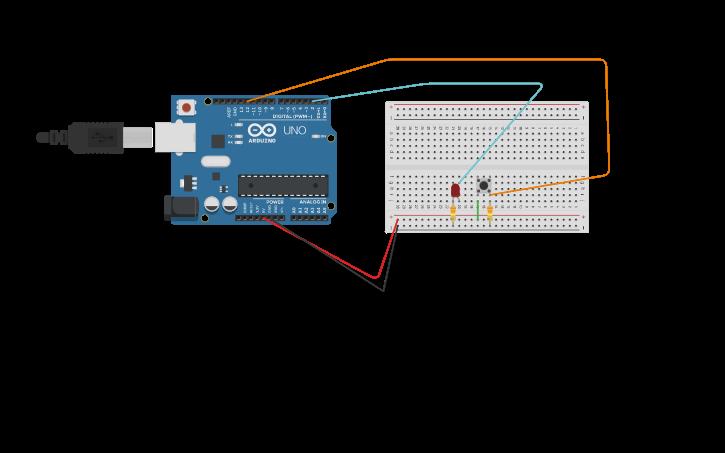 Circuit Design B Estructura Condicional If Else Push Botton