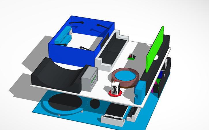 Design Copy Of Devinl Dream Room S Tinkercad