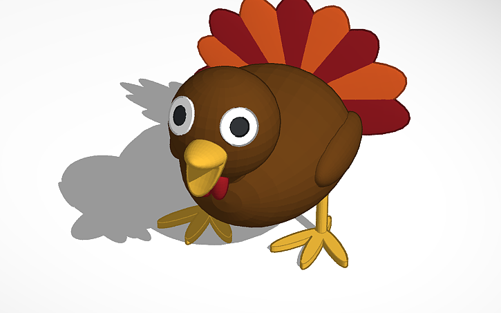 Turkey | Tinkercad
