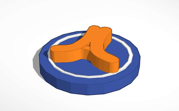 Psg Logo Without Text Give Me Tips For Curved Text Tinkercad