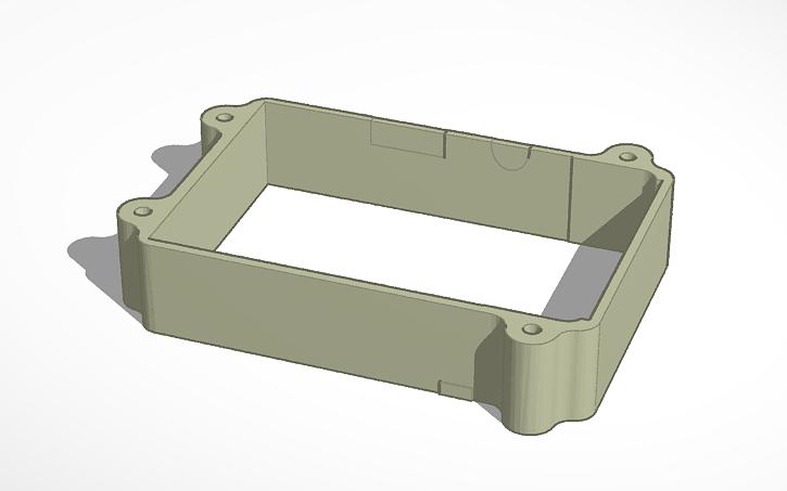 3D design Pi3 MMDVM Duplex - Part MMDVM | Tinkercad