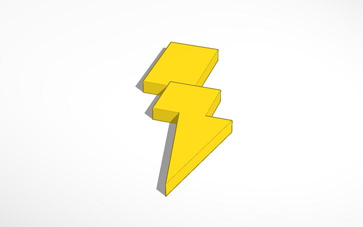 Zeuss Lightning Bolt GreekGods Tinker From 1