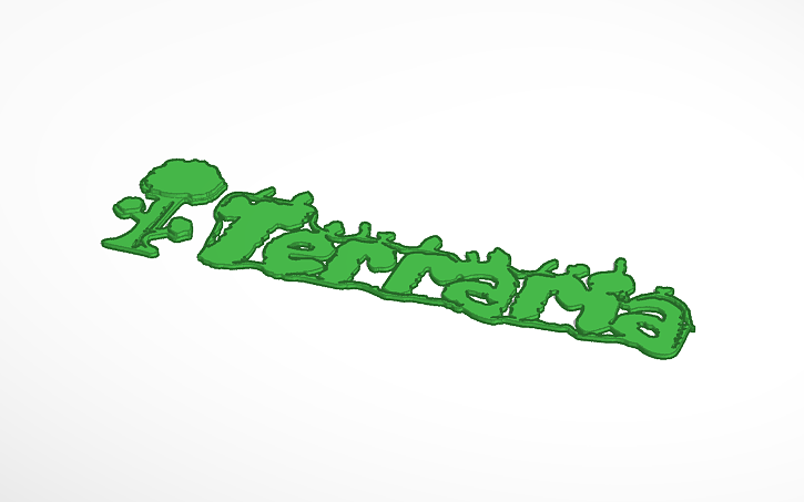 Terraria Logo Tinkercad 35 terraria logos ranked in order of popularity and relevancy. terraria logo tinkercad