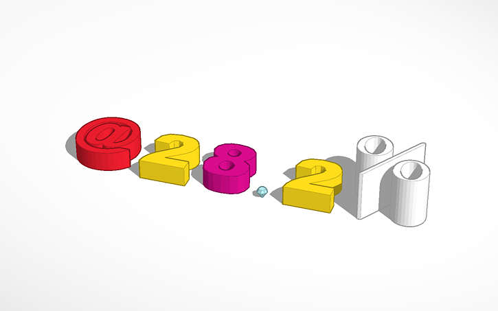 3D design Scale SVG by | Tinkercad