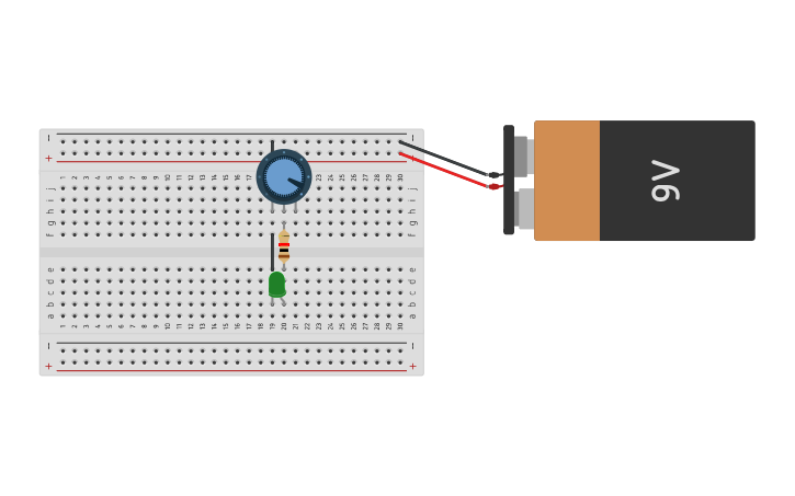 [NRIO_4796]   LED with Potentiometer   Tinkercad   Led Potentiometer Wiring Diagram      Tinkercad