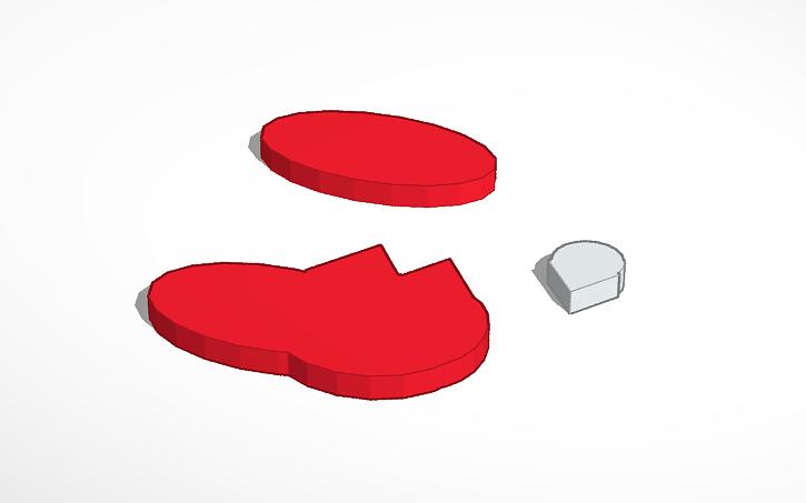 3D design G Protein + Receptor + Signaling Molecule | Tinkercad