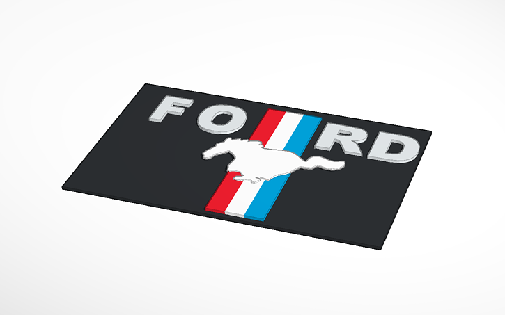 1 - Ford Mustang Logo Images