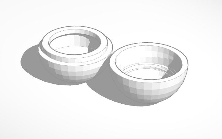 3d Design 3d Eos Lip Balm Tinkercad