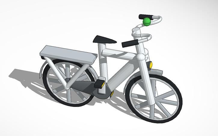 bike template