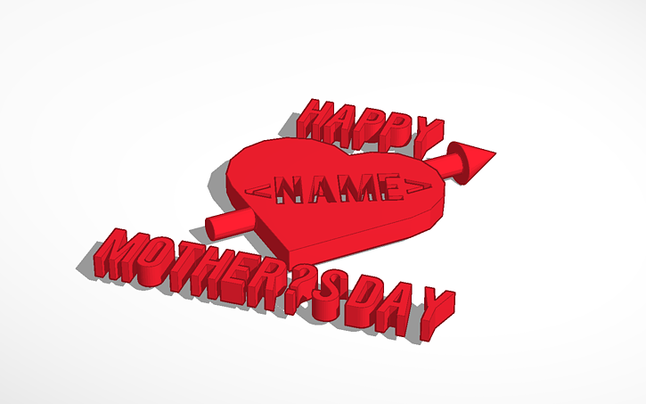 happy mother s day template