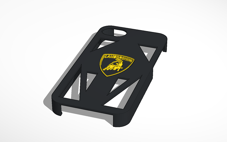 Lamborghini Iphone 5c Case