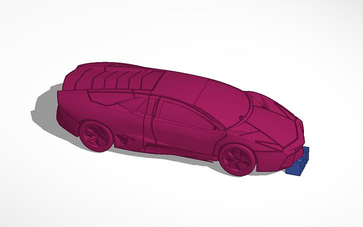 3d Design Ksi Fly For The Song Lamborghini Ft Pmoney Tinkercad