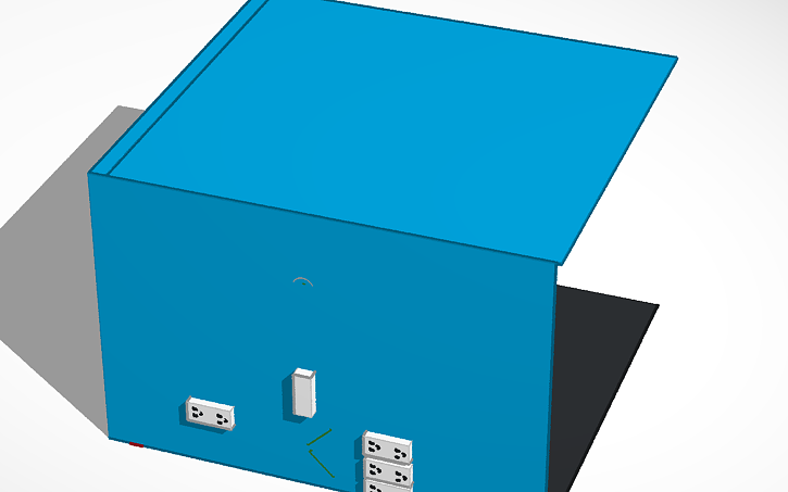 Circuito Serie : 3d design circuito serie paralelo y mixto santiago ramos 702
