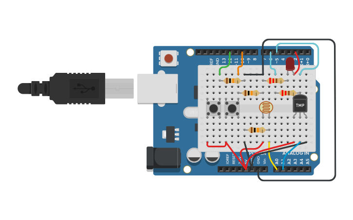 Circuit design Arduino Serial Datalogger With Start/Stop