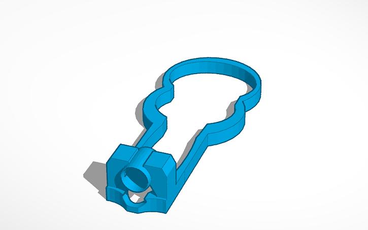 3d design pen mechanical pencil spinner tinkercad