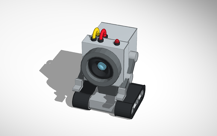 3d design you pass butter rick and morty butter robot tinkercad