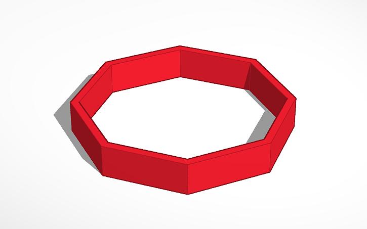 octagon template