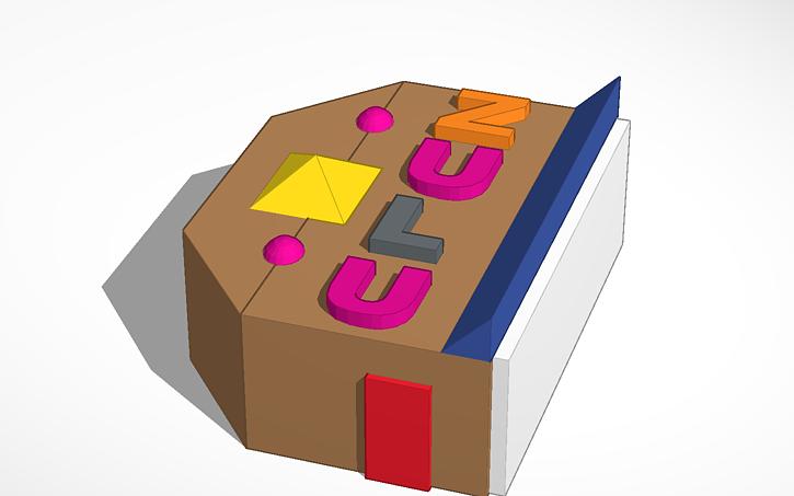 3D design 3D Playhouse Model | Tinkercad