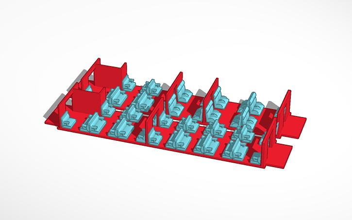 3d design inneneinrichtung tinkercad - Minecraft inneneinrichtung ...