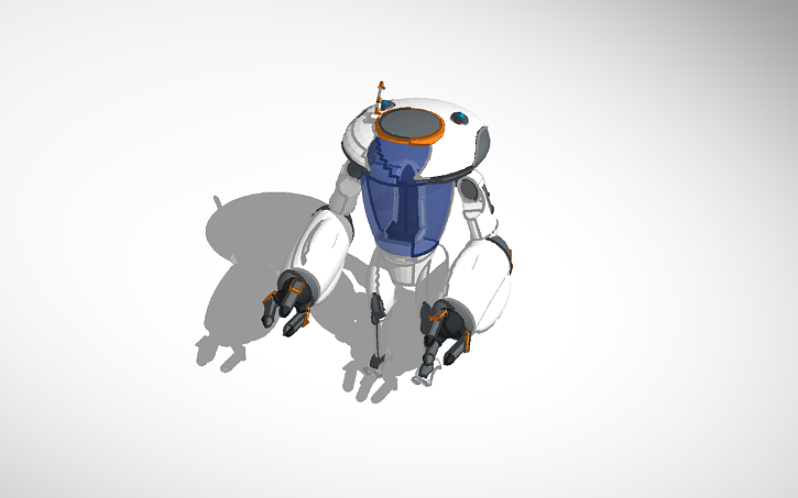 Subnautica Prawn Suit Tinkercad I'd like to check out that area just outside the aurora but i was wondering those the suit does against levis cuz that area is infested witht them. subnautica prawn suit tinkercad